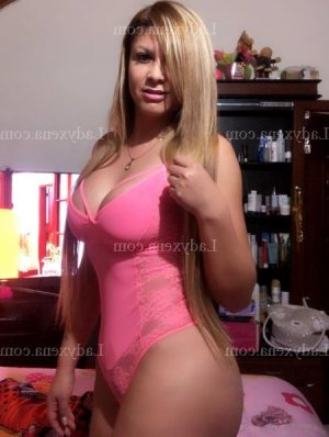 Kimberly escortgirl rencontre dominatrice à Courbevoie